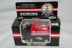 NHL DETROIT RED WINGS Mini Zamboni Stanley Cup Metal Die Cas
