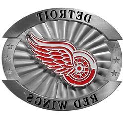 NHL Detroit Red Wings Oversized Belt Buckle