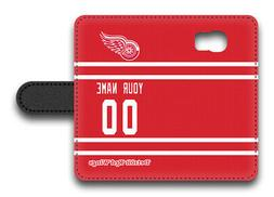nhl detroit red wings personalized name number