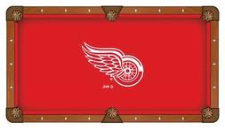 NHL - Detroit Red Wings Pool Table Cloth Hockey Team Logo