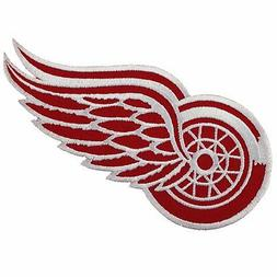 Official NHL Detroit Red Wings Primary Team Logo Hockey Jers
