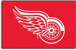 Fanmats NHL Detroit Red Wings Rookie Mat Area Rug Bath Mat 2