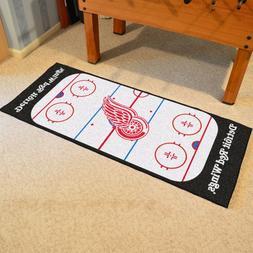 NHL Detroit Wings Rink Doormat