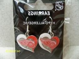 NHL, National Hockey League Detroit Red Wings ladies dangle